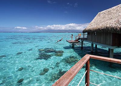 Inoubliable lune de miel – Tahiti, Moorea & Bora Bora
