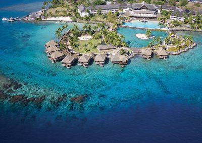 © Hôtel Intercontinental Tahiti