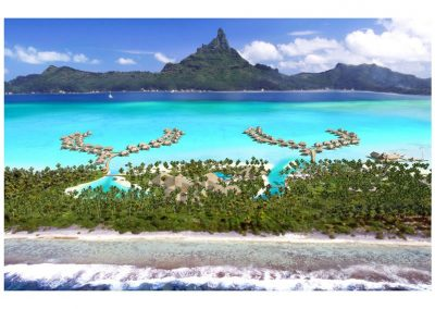 Best Winter Getaway Featuring InterContinental Bora Bora Resort Thalasso Spa!