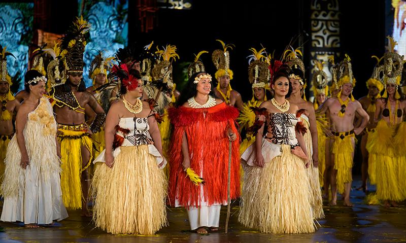 "Le ""Heiva i Tahiti"", une tradition ancestrale qui donne le rythme"