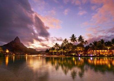 Intercontinental Bora Bora Resort Thalasso Spa Lagoon Twilight Final 16232782905 O