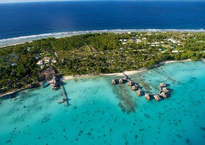 Hotel Kia Ora Rangiroa French Polynesia Etahiti Travel