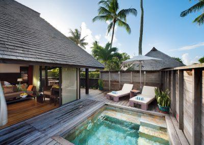 29 Premium Garden Pool Bungalow Patio
