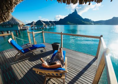 Borabora LeMeridien Premium E Tahiti Travel