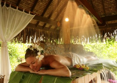 Rain Shower At Hlne Spa In Intercontinental Moorea Resort Spa 5457246208 O