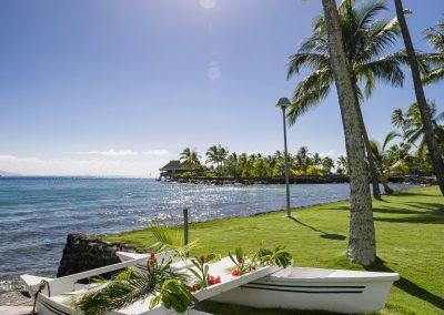 InterContinental Tahiti Resort & Spa, crédit: Roméo Balancourt