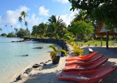 Espace Beach Maupiti